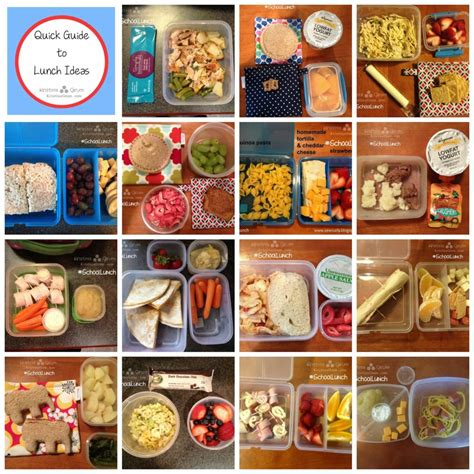 How Much Do School Lunch Make by Healthy School Lunch Ideas Thriving Parents