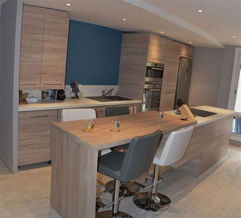 creation cuisine aménagement cuisine et salon style nordique la seyne sur mer