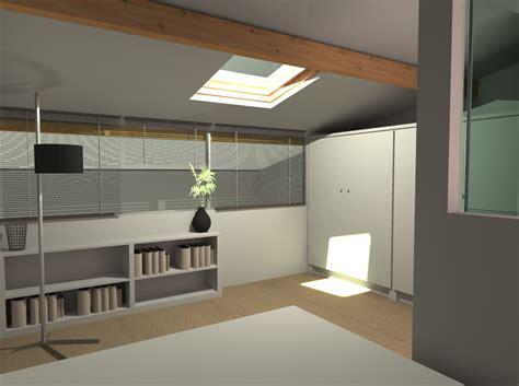 chambre d h e var mezzanine atelier rs architecture