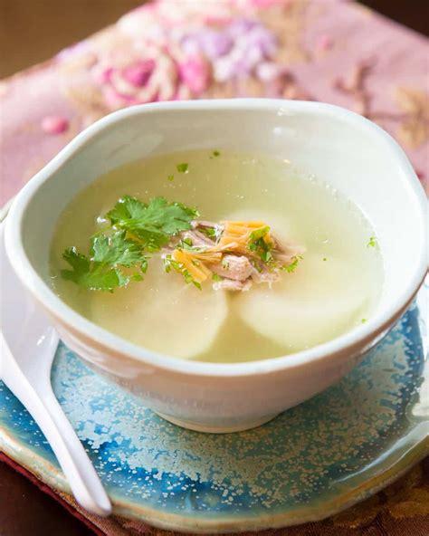 soup ingredients chinese daikon soup recipe steamy kitchen recipes