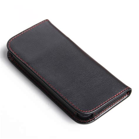 iphone 5s leather iphone 5 5s leather wallet sleeve stitch