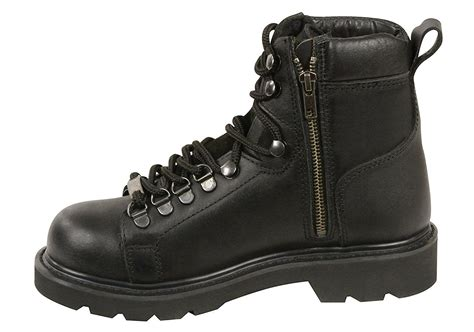 Motorcycle Boots : Women's Classic Motorcycle Boots