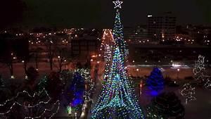 Rotary Lights In La Crosse  Wi