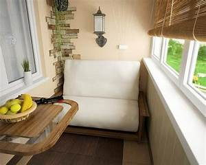 Sofa Für Balkon : 40 neue ideen f r balkon dekoration ~ Pilothousefishingboats.com Haus und Dekorationen