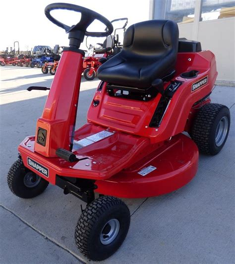 snapper re110 rear engine mower 28 quot deck 11 5 hp briggs 7800920 sle equipment