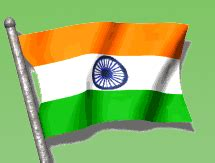Indian Flag Animated Wallpaper Gif - bharatiya postal employees federation august 2014