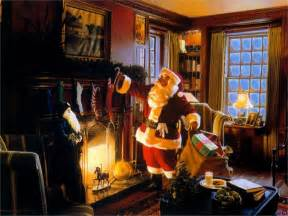 christmas traditional old fashioned pictures customs traditions