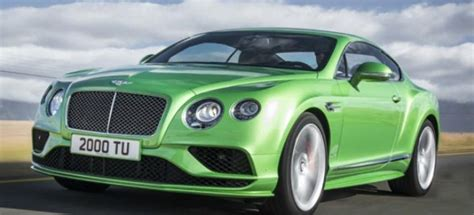 2016 Bentley Continental Gt Speed Release Date,price
