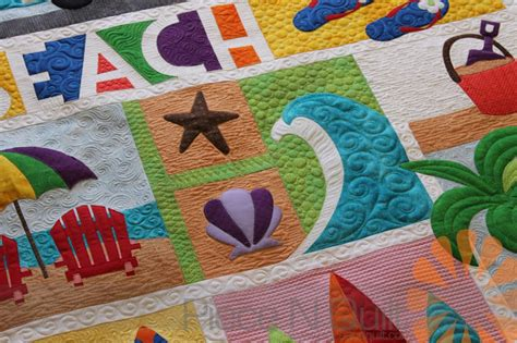 Custom Machine Quilting By