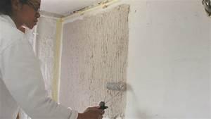 Enduire Un Mur En Parpaing Au Rouleau : appliquer un enduit d coratif ~ Premium-room.com Idées de Décoration