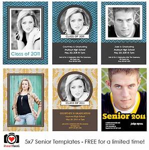 Free graduation photoshop templates for Free senior templates for photoshop