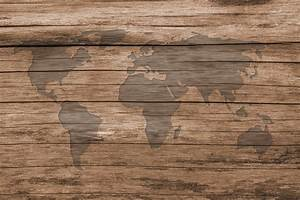 Weltkarte Bild Holz : kostenlose illustration holz brett struktur welt ~ Lateststills.com Haus und Dekorationen