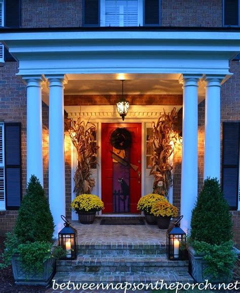 how much does a front porch cost how much does it cost to build a front porch the old halloween and large lanterns