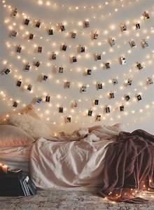 Lichterkette Im Zimmer : wie l sst sich im winter ein schlafzimmer gem tlich gestalten freshouse ~ Markanthonyermac.com Haus und Dekorationen