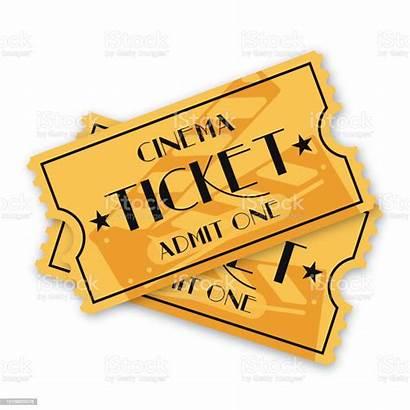 Ticket Cinema Tickets Template Admission Admit Background