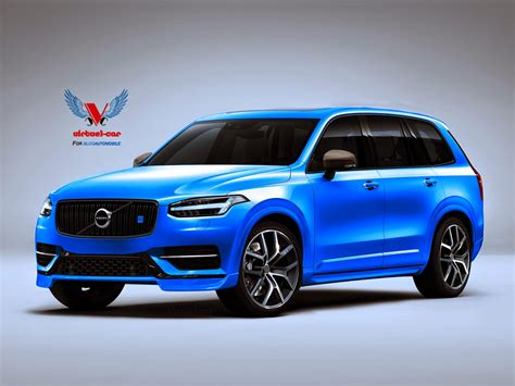 volvo xc car  catalog
