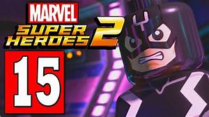 LEGO Marvel Super Heroes 2 Walkthrough Part 15 ATTILAN ...
