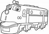 Coloring Tram Template sketch template