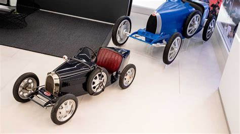 electric baby bugatti costs
