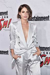 Willa Holland - Entertainment Weekly Party at 2017 Comic ...