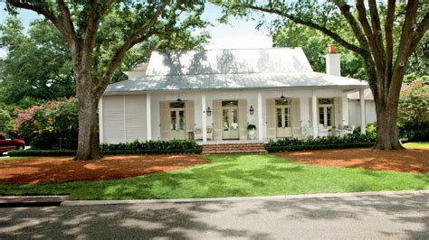 Decorating Ideas For River House by Breezy River House Exterior Southern Living