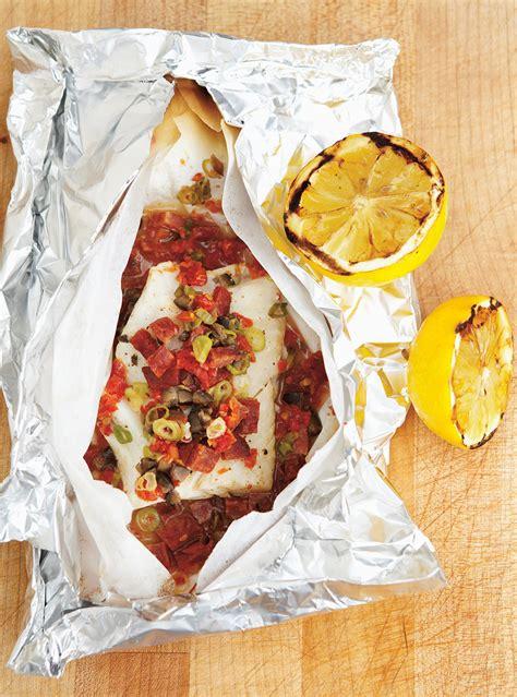 cuisine en papillote papillotes de poisson blanc et saucisse chorizo ricardo