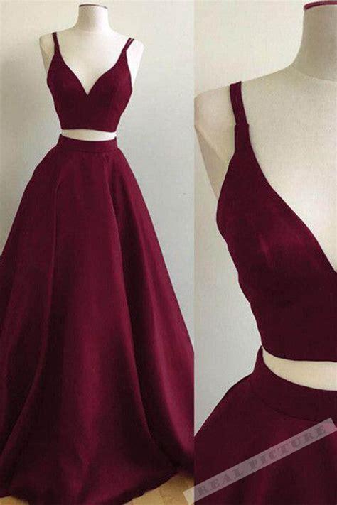 burgundy color prom dress best 25 maroon prom dress ideas on maroon