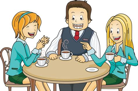 12667 business lunch meeting clipart the cabin coffee cafe about the cabin