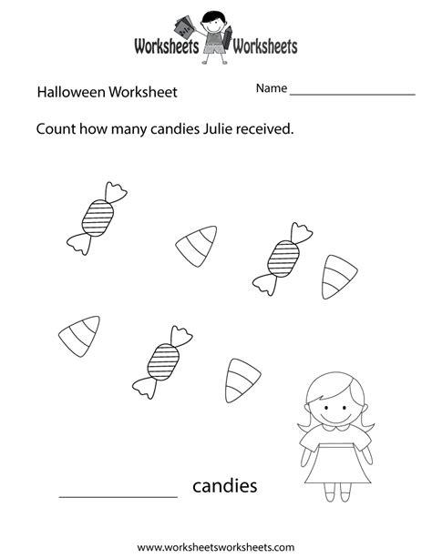 halloween counting worksheet worksheets worksheets