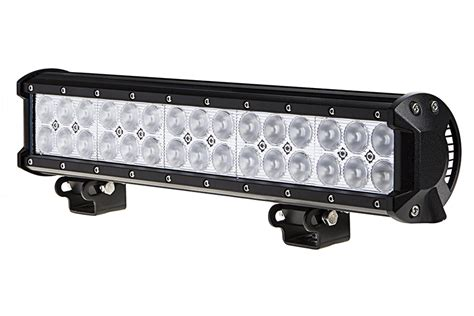 15 quot heavy duty road led light bar 90w road led