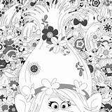 Trolls Coloring Tour Printable Barb Queen Wonder Antistress Colorare Satin Disegni Ausmalbilder Troll Poppy Rock Inspirations Movie Coloringonly Chanelle Drive2vote sketch template