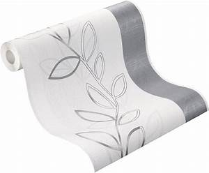 Tapete Einfach Entfernen : vliestapete rasch leaves floral online kaufen otto ~ Lizthompson.info Haus und Dekorationen