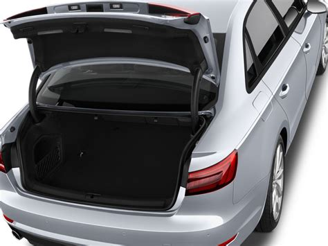 audi  cargo space trunk storage room latest cars