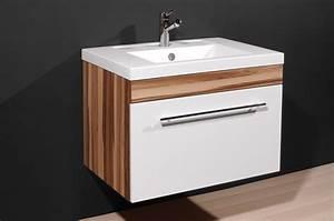 Meuble Sous Lavabo But : meuble sous lavabo suspendu contemporain tulsa ~ Dode.kayakingforconservation.com Idées de Décoration