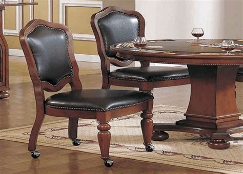 Used Dinette Sets Caster Chairs by 1000 Images About Dining Chairs On Casters On