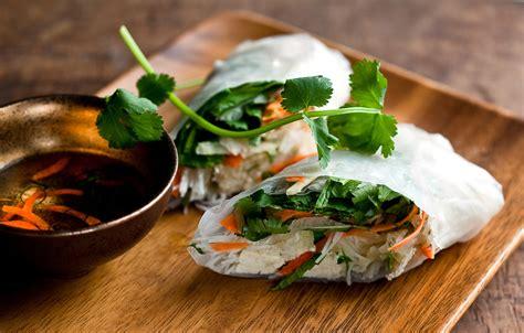 vegetarian spring rolls  kohlrabi recipe nyt cooking