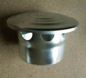 Dunsthaube zink 100 mm fink klempnereibedarf for Dunsthaube