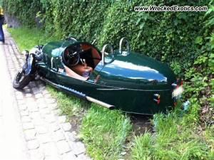 Morgan Three Wheeler Occasion : morgan 3 wheeler wrecked luxembourg ~ Medecine-chirurgie-esthetiques.com Avis de Voitures