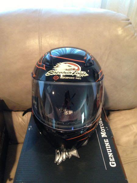2007 Harley Davidson Screamin Eagle helmets ATV & Four ...