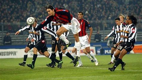 Be champions in every part of life! Juventus Vs Ac Milan 2003 Final