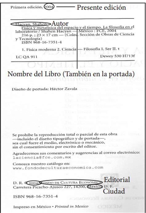 Normas Apa 2014 Para Resumen by Proyecto Referenciaci 211 N Normas Apa