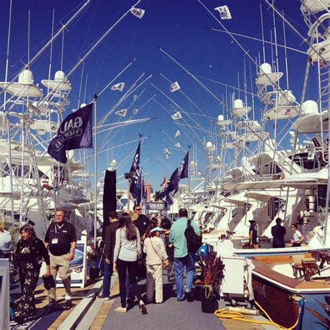 Fort Lauderdale Boat Show Schedule by Fort Lauderdale Boat Show 2017 Flibs Yachts On Display