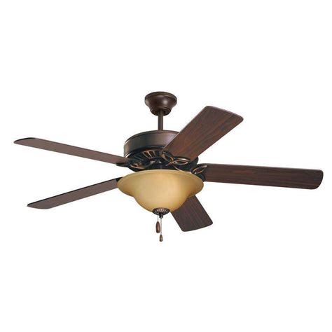 emerson fans cf712orb pro series 50quot ceiling fan in oil