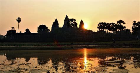 Angkor Wat Full Day Sunrise Tour Siem Reap Cambodia