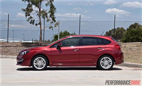 Subaru 2015 Impreza by 2015 Subaru Impreza 2 0i S Review Performancedrive