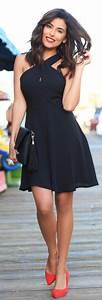 Welche Strumpfhose Zum Schwarzen Kleid : welche schuhe zum langen roten kleid mode kleider von 2018 ~ Eleganceandgraceweddings.com Haus und Dekorationen