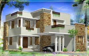 modern house design plan 1793 square modern house elevation house design plans