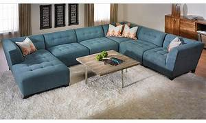 haynes furniture belaire tufted contemporary modular With sevina tufted sectional sofa