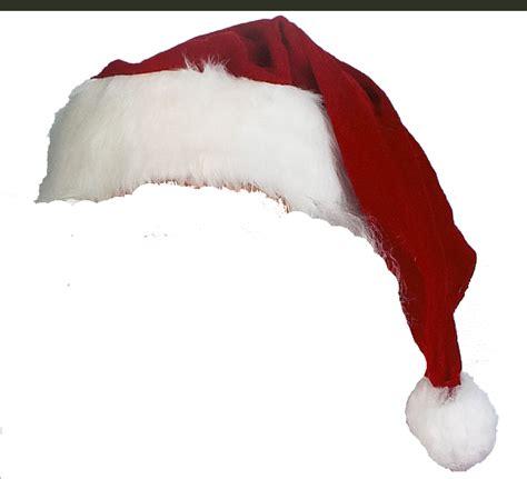 xmas santa claus cap hat png transparent images clipart