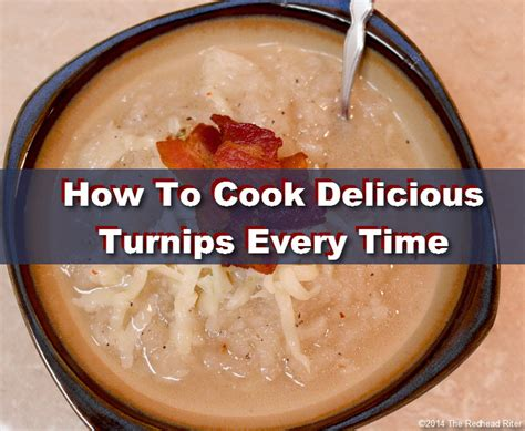 tender country turnip recipe   cook delicious